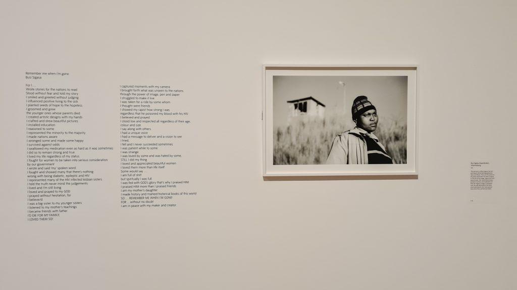 Zanele Muholi show at Tate Modern 2021